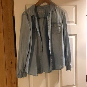 Never Worn Denim Shirt